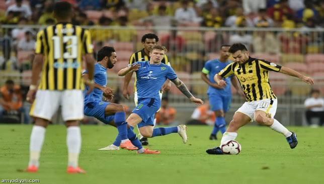 نتيجة مباراة الاتحاد والفتح اليوم السبت 24-10-2020 الدوري السعودي للمحترفين