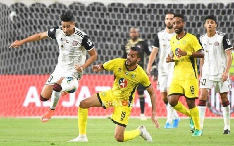 نتيجة مباراة الجزيرة واتحاد كلباء اليوم الخميس 29-10-2020 دوري الخليج العربي الإماراتي