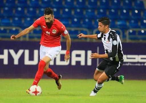 نتيجة مباراة الجزيرة وشباب الأردن اليوم الخميس 29-10-2020 الدوري الأردني