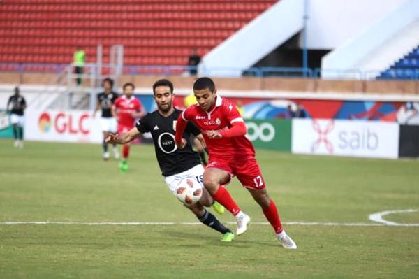 أهداف مباراة الجونة وحرس الحدود في الدوري المصري