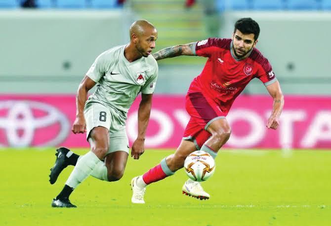 نتيجة مباراة الدحيل والريان اليوم الأحد 25-10-2020 دوري نجوم قطر