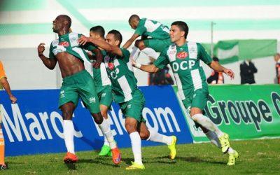 نتيجة مباراة الدفاع الحسني الجديدي ويوسفية برشيد اليوم السبت 10-10-2020الدوري المغربي
