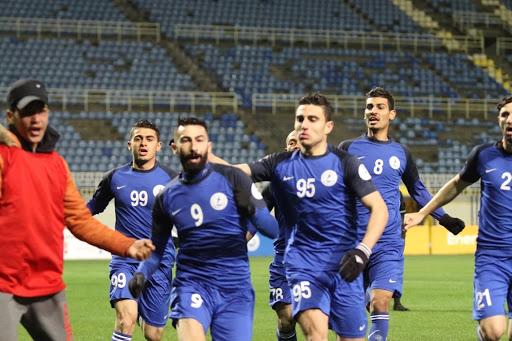 نتيجة مباراة الرمثا والصريح اليوم السبت 31-10-202 الدوري الأردني