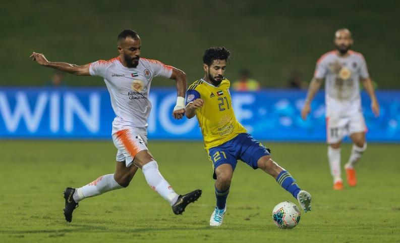 نتيجة مباراة الظفرة وعجمان اليوم الجمعة 16-10-2020 دوري الخليج العربي الإماراتي