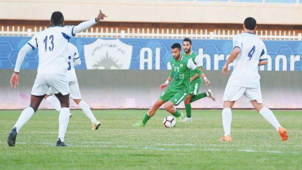 نتيجة مباراة العربي والجهراء اليوم الأثنين 19-10-2020 الدوري الكويتي