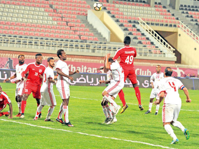 نتيجة مباراة القادسية والفحيحيل اليوم الاثنين 2-11-2020 الدوري الكويتي
