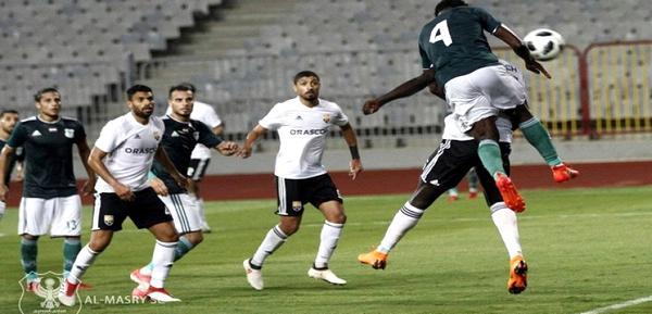 أهداف مباراة الجونة والمصري اليوم 5-10-2020 في الدوري المصري