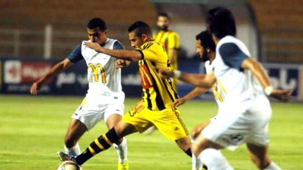 أهداف مباراة المقاولون العرب وإنبي اليوم 15-10-2020 في الدوري المصري