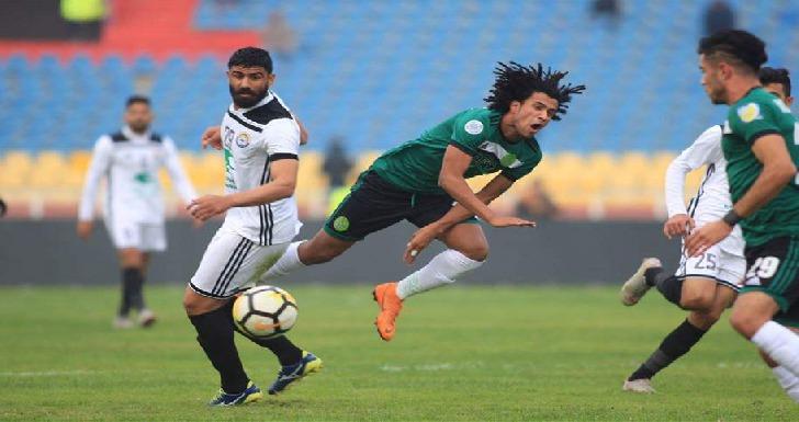 نتيجة مباراة النفط والزوراء اليوم الجمعة 30-10-202 الدوري العراقي