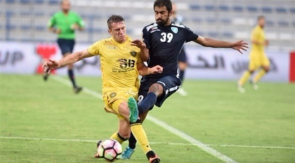 نتيجة مباراة الوصل وحتا اليوم الخميس 22-10-2020 الدوري الإماراتي