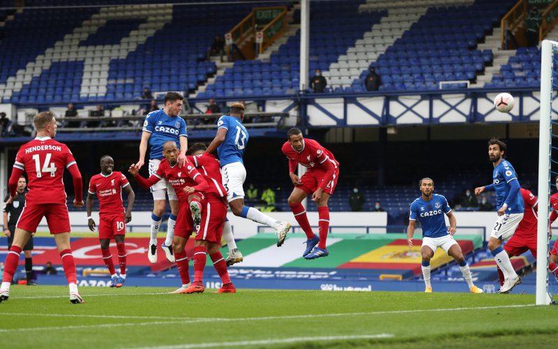 الفار يحرم ليفربول من الفوز على إيفرتون في الدوري الإنجليزي الممتاز