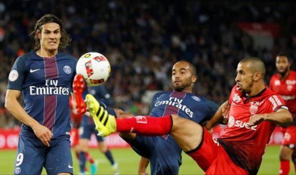 نتيجة مباراة باريس سان جيرمان وديجون اليوم السبت 24-10-2020 الدوري الفرنسي