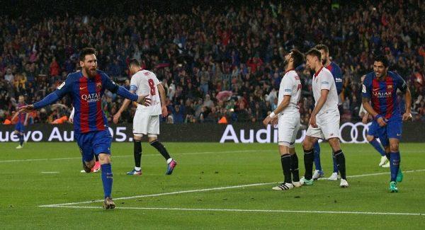 نتيجة مباراة برشلونة وديبورتيفو ألافيس اليوم السبت 31-10-2020 الدوري الإسباني