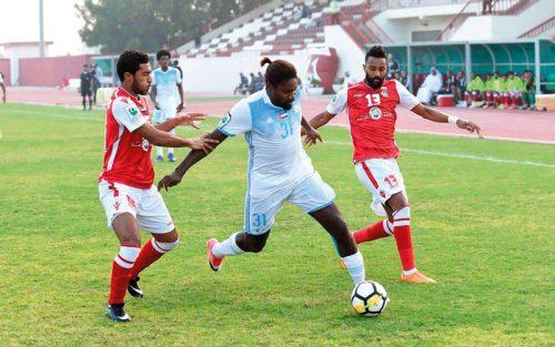 نتيجة مباراة بني ياس والفجيرة اليوم الخميس 22-10-2020 الدوري الإماراتي