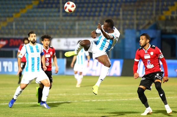 ملخص مباراة بيراميدز وطلائع الجيش وركلات الترجيح اليوم 14-10-2020 في كأس مصر