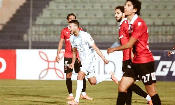 أهداف مباراة بيراميدز ونادي مصر اليوم 7-10-2020 في الدوري المصري
