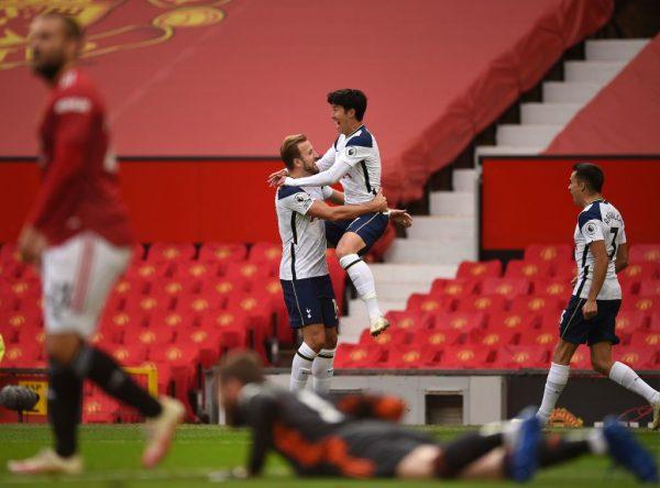 نتيجة الشوط الأول مباراة توتنهام ووست هام يونايتد في الدوري الإنجليزي
