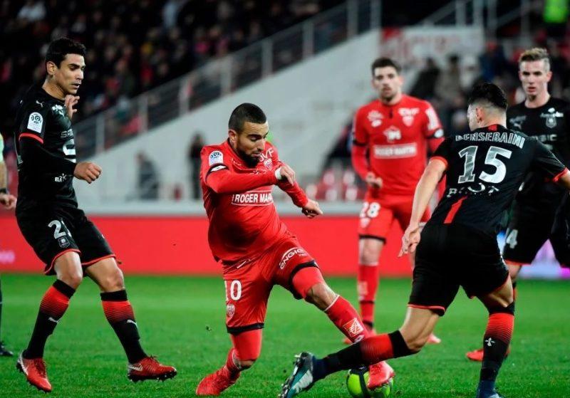 نتيجة مباراة رين وديجون اليوم الجمعة 16-10-2020 الدوري الفرنسي