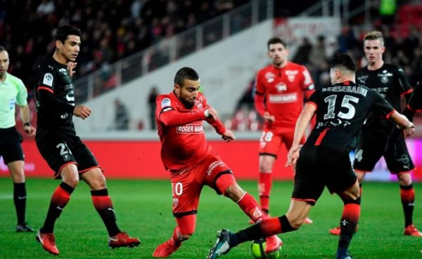 نتيجة مباراة ديجون ولوريان اليوم الاحد 1-11-2020 الدوري الفرنسي