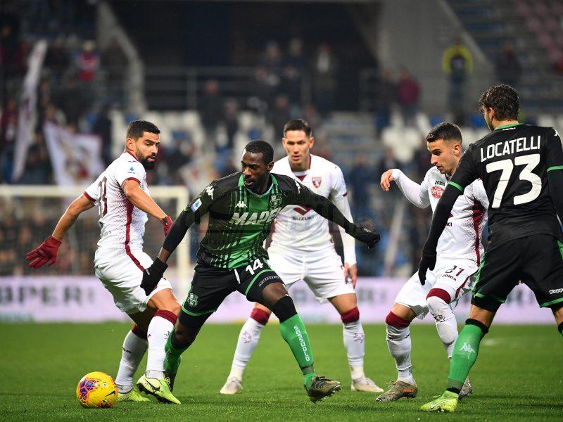 موعد مباراة ساسولو وتورينو الدوري الإيطالي والقنوات الناقلة