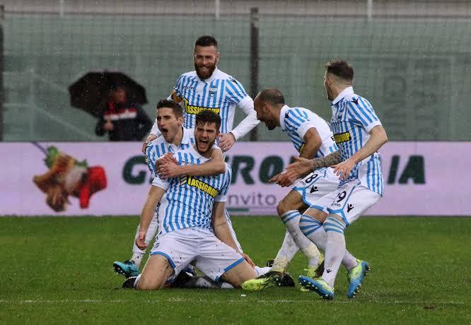 نتيجة مباراة سبال وكروتوني اليوم الأربعاء 28-10-2020 كأس إيطاليا