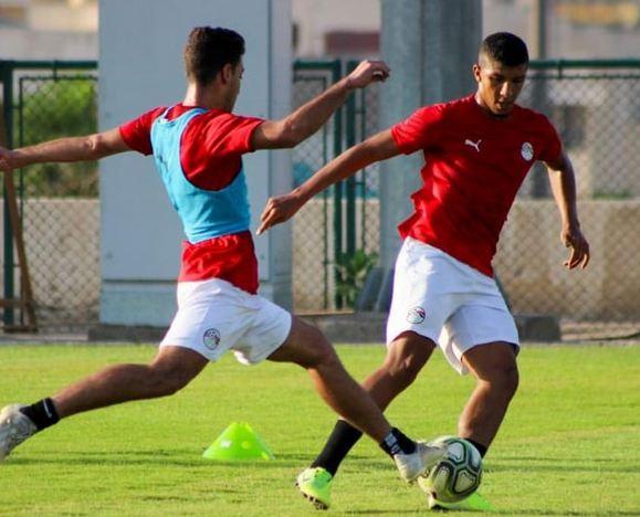 خروج لاعب الطلائع من معسكر المنتخب بموافقة ربيع ياسين