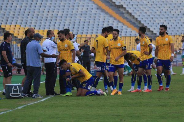 تشكيل الإسماعيلي لمواجهة الرجاء في البطولة العربية