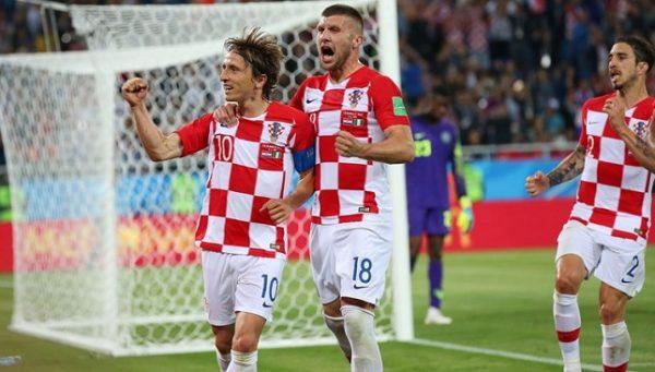 تشكيلة منتخب كرواتيا والسويد في مسابقة دوري أمم أوروبا