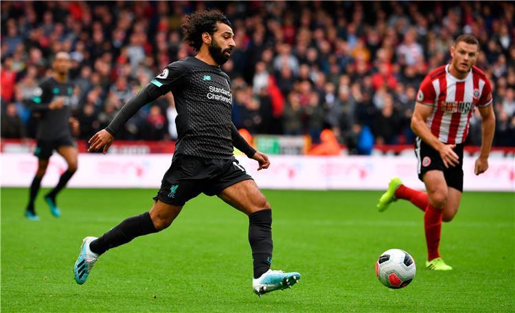 تغييرات بتشكيلة ليفربول لمواجهة ميتييلاند ومحمد صلاح يقود الهجوم
