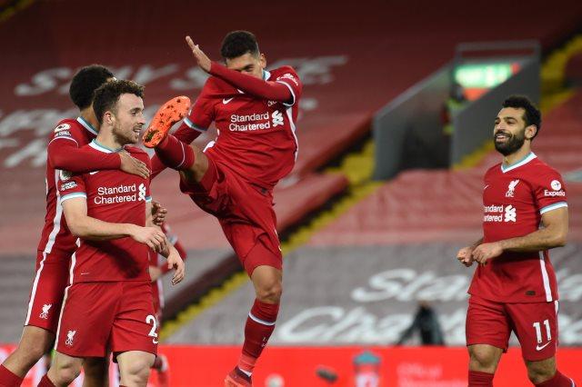 ليفربول يكتسح أتلانتا في دوري أبطال أوروبا