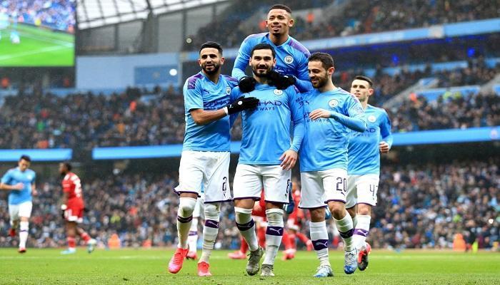 التشكيلة الرسمية لمباراة مانشستر سيتي وبورتو في دوري أبطال أوروبا