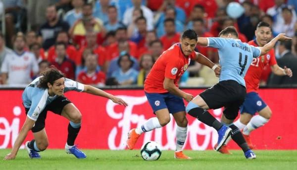 نتيجة مباراة أوروغواي وتشيلي اليوم الجمعة 9-10-2020 تصفيات كأس العالم 2022