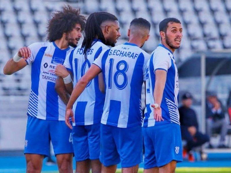 نتيجة مباراة أولمبيك آسفي وإتحاد طنجة اليوم السبت 3-10-2020 الدوري المغربي