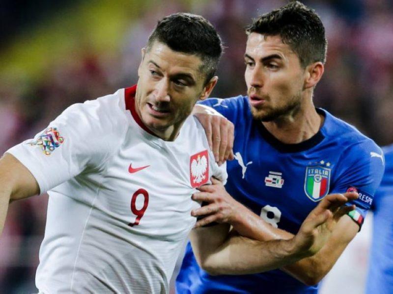 نتيجة مباراة إيطاليا وبولندا اليوم الاحد 11-10-2020 دوري الأمم الأوروبية