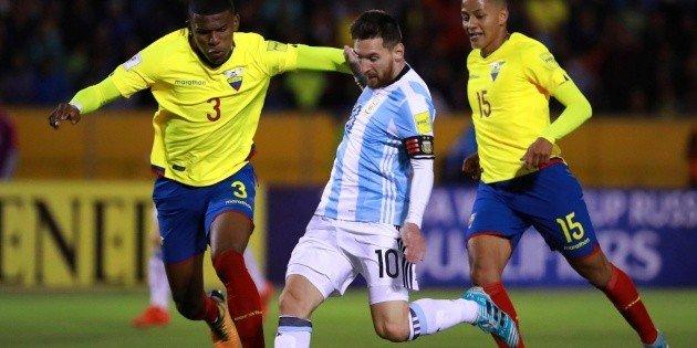 نتيجة مباراة الأرجنتين والإكوادور اليوم الجمعة 9-10-2020 تصفيات كأس العالم 2022