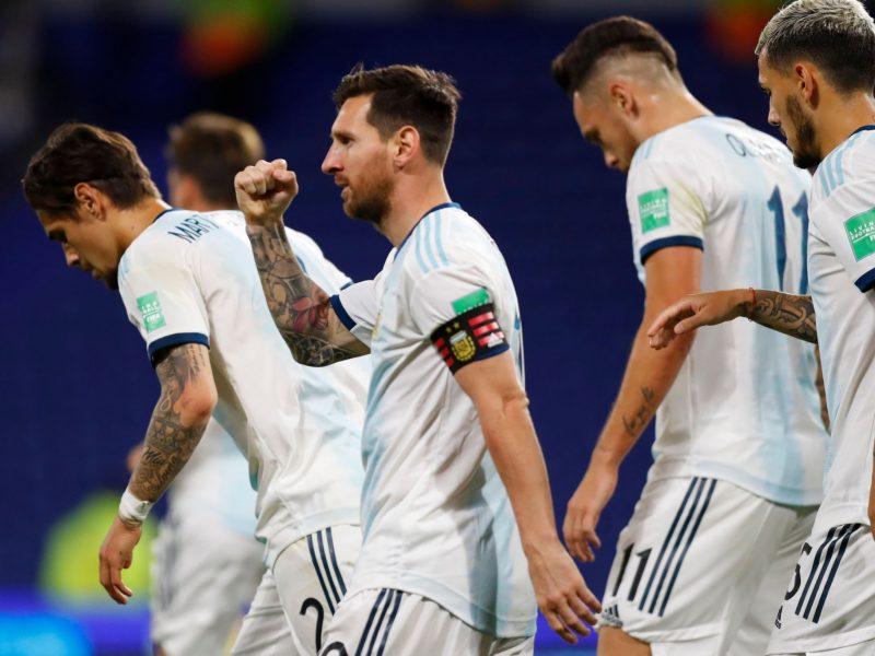 نتيجة مباراة الأرجنتين وبوليفيا اليوم الثلاثاء 13-10-2020 تصفيات كأس العالم 2022