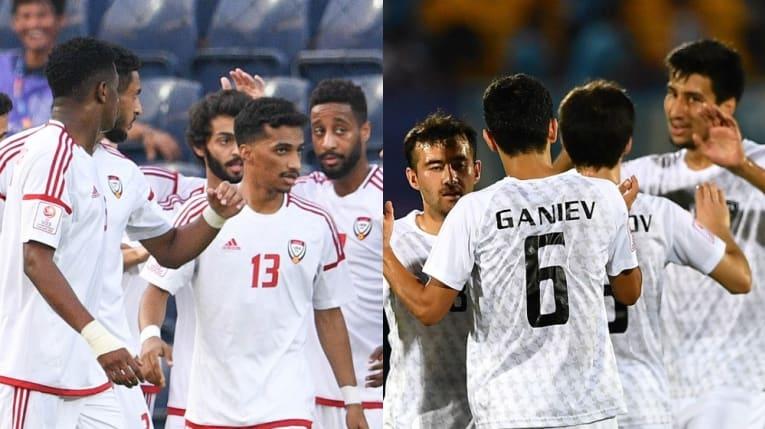 نتيجة مباراة الإمارات وأوزبكستان اليوم الاثنين 12-10-2020