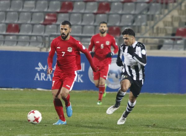نتيجة مباراة الجزيرة وشباب الأردن الدوري الاردني
