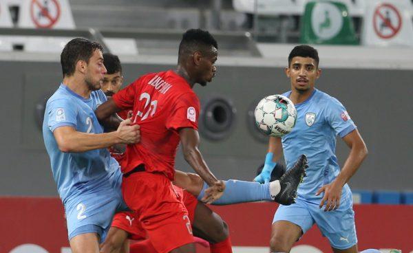 نتيجة مباراة الدحيل والوكرة الدوري القطري