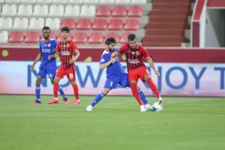 نتيجة مباراة الشارقة والفجيرة اليوم الجمعة 16-10-2020 الدوري الاماراتي