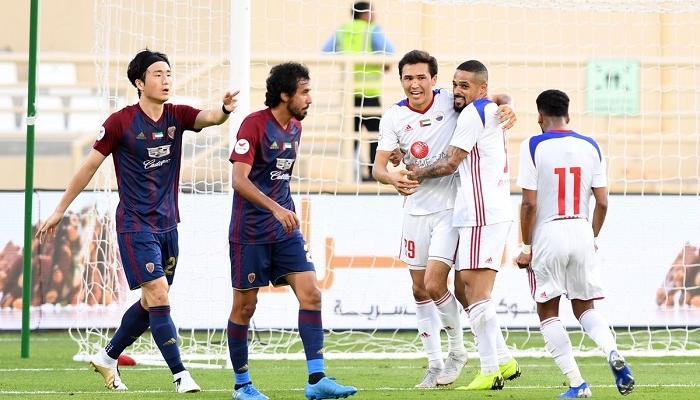 نتيجة مباراة الشارقة والوحدة اليوم الخميس 22-10-2020 الدوري الاماراتي
