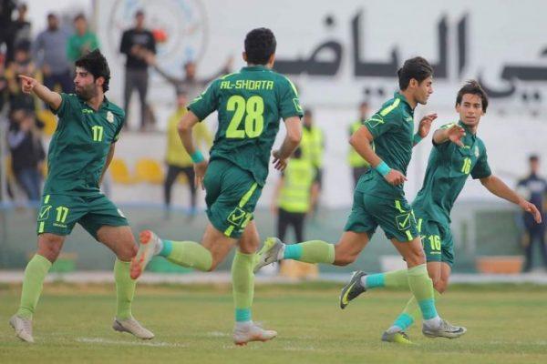 نتيجة مباراة الشرطة وامانة بغداد اليوم الجمعة 30-10-2020 الدوري العراقي