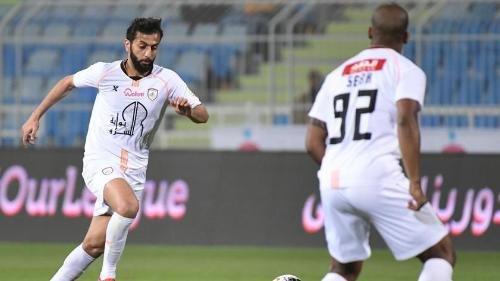 نتيجة مباراة الشباب والفيصلي الدوري السعودي للمحترفين