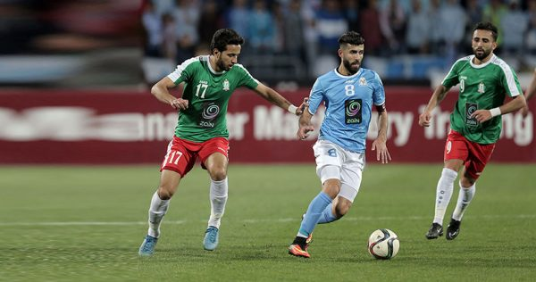 نتيجة مباراة الفيصلي والوحدات اليوم السبت 31-10-2020  الدوري الأردني