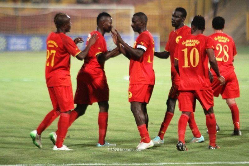 نتيجة مباراة المريخ والأمل عطبرة اليوم الجمعة 16-10-2020 الدوري السوداني