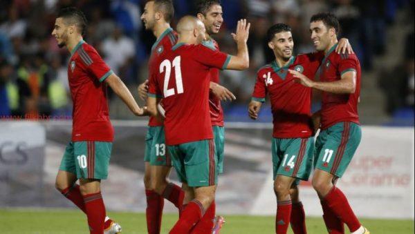 نتيجة مباراة المغرب وجمهورية الكونغو اليوم الثلاثاء 13-10-2020