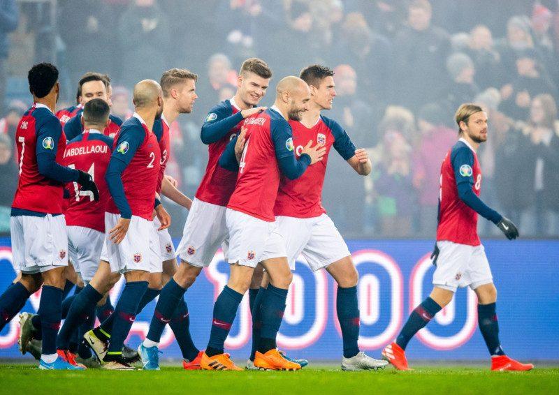 نتيجة مباراة النرويج وصربيا اليوم الخميس 8-10-2020 التصفيات المؤهلة ليورو 2020