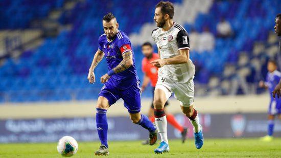 نتيجة مباراة النصر والجزيرة اليوم السبت 17-10-2020 الدوري الاماراتي
