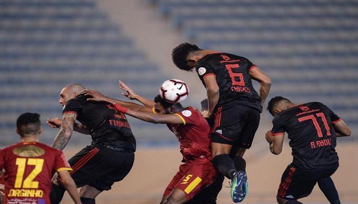 نتيجة مباراة الوحدة والقادسية اليوم السبت 17-10-2020 الدوري السعودي
