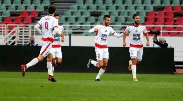 نتيجة مباراة الوداد الرياضي والفتح الرباطي اليوم الاحد 11-10-2020 الدوري المغربي